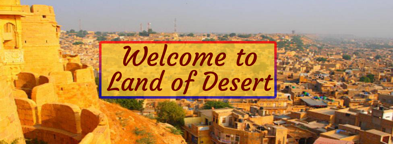 jaisalmer tour package from ahmedabad